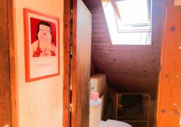Chambre 1 lit double et 2 lits simple location près de Guérande