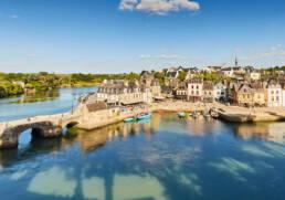 Port de Saint Goustan à Auray
