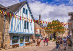 Maison à colombage de Guérande