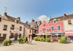 Place des Vieux Quartiers à La Roche Bernard