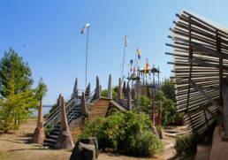 Jardin étoilé de Paimboeuf