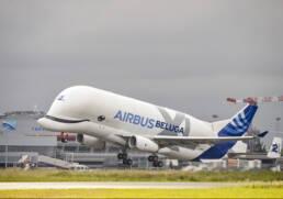 Beluga - Airbus - St Nazaire