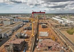 Construction navale St-Nazaire