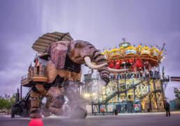 Les Machines de l'ile - l'éléphant - Nantes