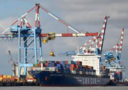 Port maritime de Saint Nazaire