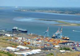 Visite guidée grand port maritime de St Nazaire