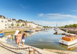 Port de plaisance de la ville de Vannes